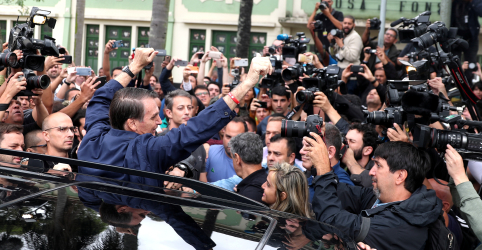 Placeholder - loading - Imagem da notícia ANÁLISE-Bolsonaro transforma nanico PSL em potência no Congresso
