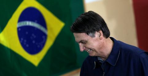 Não posso virar 'Jairzinho paz e amor' no 2º turno, diz Bolsonaro