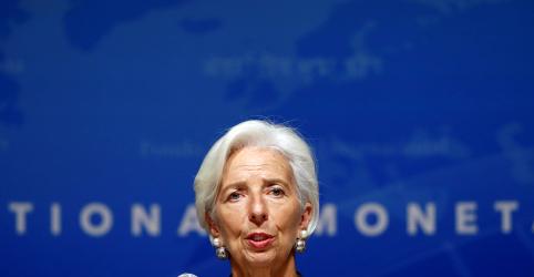 Placeholder - loading - Imagem da notícia FMI corta previsões de expansão econômica global devido a guerra comercial e turbulências nos mercados emergentes