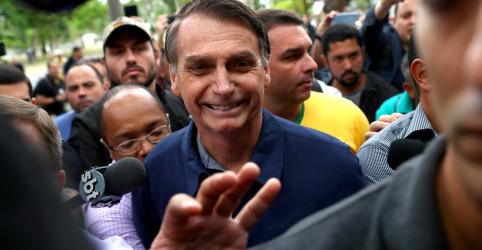 Bolsonaro não quer reforma da Previdência em 2018, diz cotado para Casa Civil