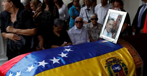 Oposição da Venezuela homenageia político que morreu na prisão