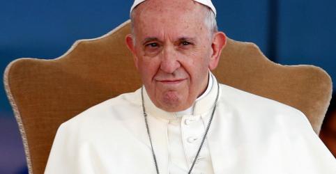 Placeholder - loading - Imagem da notícia Papa compara fazer um aborto a 'contratar um matador de aluguel'