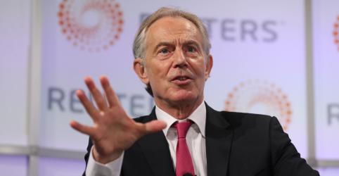 Placeholder - loading - Imagem da notícia ENTREVISTA-Tony Blair diz haver 50% de chance de novo referendodo Brexit