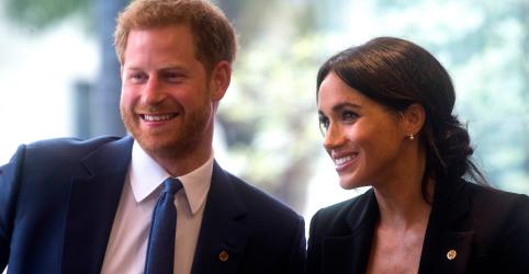 Placeholder - loading - Imagem da notícia Príncipe Harry e Meghan esperam primeiro filho