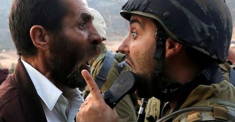 Palestino é morto a tiros ao tentar esfaquear soldado israelense, dizem militares