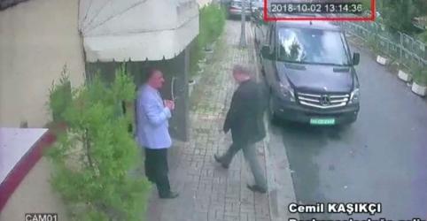Polícia turca tem áudio que indica que jornalista saudita foi morto em consulado, dizem fontes