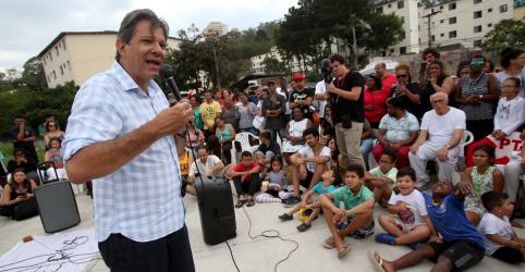 Haddad diz que não manterá ninguém da equipe econômica de Temer se for eleito