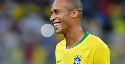 Brasil vence Argentina com gol de Miranda nos acréscimos