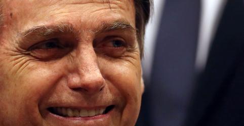 Bolsonaro diz que, se eleito, BC decidirá juro sem interferência política