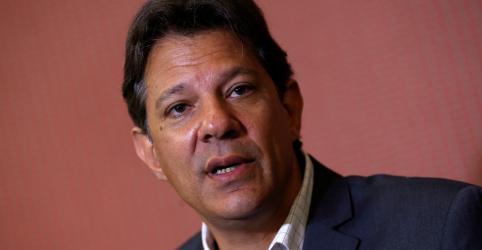 Haddad defende liberalismo com preocupação social como visão para ministro da Fazenda