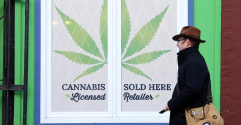 Canadá é primeira nação do G7 a legalizar maconha recreativa