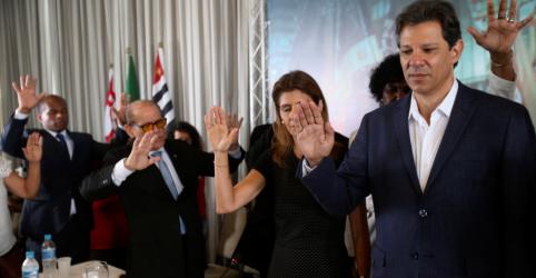 Em evento com evangélicos, Haddad sinaliza que deixará 'temas sensíveis' para Congresso