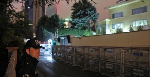 Placeholder - loading - Turquia faz nova busca em consulado saudita, e ministros europeus cancelam visita a Riad