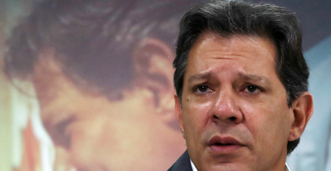 Placeholder - loading - Haddad diz que Bolsonaro tentou fraudar eleição e que 2º turno deveria ser entre ele e Ciro