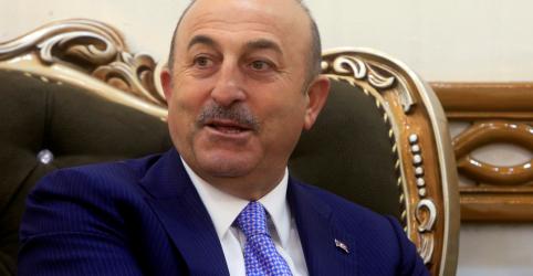 Turquia não compartilhou gravação de aúdio sobre jornalista com ninguém, diz chanceler
