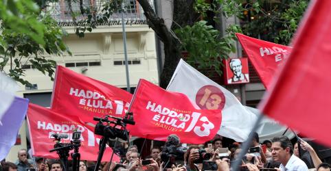 PT cobra que emissoras mantenham programação de debate mesmo sem participação de Bolsonaro