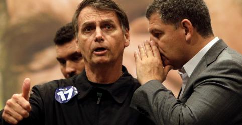 Placeholder - loading - Imagem da notícia Inquérito indica participação do PCC no atentado a Bolsonaro, diz presidente do PSL