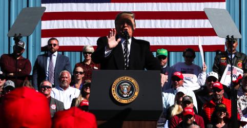 Trump diz que EUA vão abandonar tratado nuclear, Rússia alerta sobre retaliação