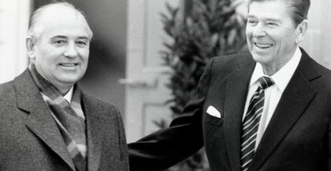 Plano de Trump para tirar EUA de tratado de armas nucleares é um erro, diz Gorbachev
