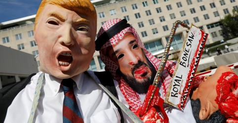 Placeholder - loading - Imagem da notícia Explicação de sauditas sobre morte de jornalista 'não é suficiente', diz secretário dos EUA