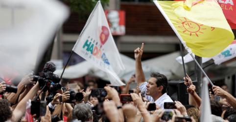 Haddad promete reajuste para Bolsa Família e teto para botijão de gás