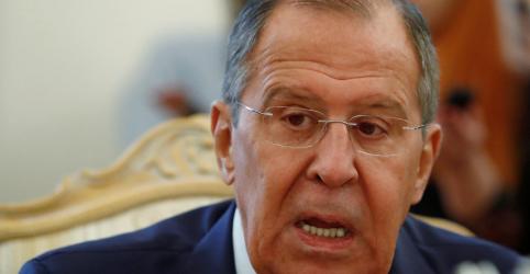 Rússia cobra explicação dos EUA sobre planos para sair de tratado de armas nucleares