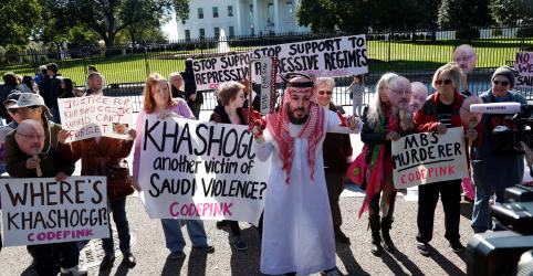 Placeholder - loading - Arábia Saudita diz que assassinato de Khashoggi foi 'erro grave' e isenta príncipe