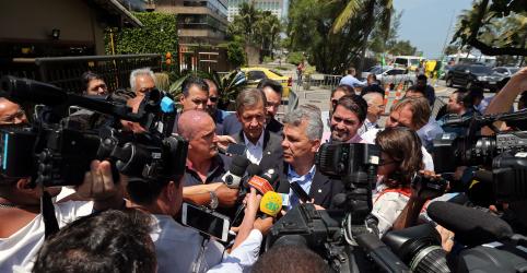 Placeholder - loading - Bancada da Bala acertou com Maia flexibilizar estatuto do desarmamento após eleição, diz Fraga