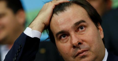 Bolsonaro acena com reeleição de Maia para comando da Câmara em 2019 de olho em governabilidade