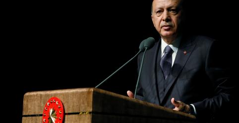Erdogan diz que não permitirá que responsáveis por assassinato de Khashoggi escapem da Justiça