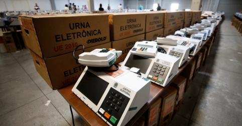 PF faz operação para investigar violação de sigilo do voto e incitação de homicídio na eleição