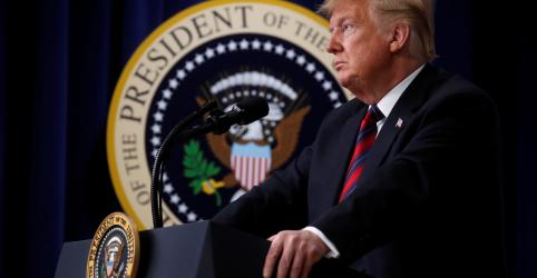 Placeholder - loading - Trump diz que príncipe saudita pode estar por trás da morte de Khashoggi