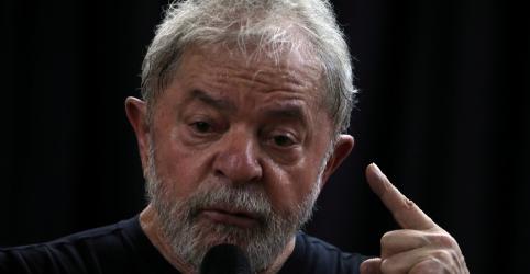 Em carta, Lula faz apelo por união em torno de Haddad contra 'ameaça fascista'