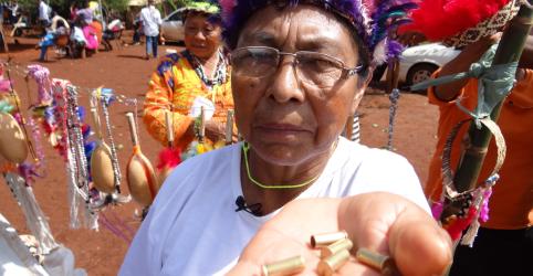 Placeholder - loading - Imagem da notícia ESPECIAL-Indígenas lutam há décadas para recuperar terras vendidas para fazendeiros no MS