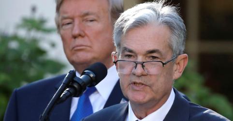 Placeholder - loading - SAIBA MAIS- A guerra (de palavras) de Trump contra o Fed em 5 pontos