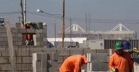 Placeholder - loading - Confiança da construção do Brasil sobe em outubro com expectativa de demanda e fim de período eleitoral, diz FGV