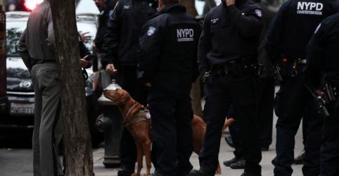 Placeholder - loading - Imagem da notícia Polícia encontra novos pacotes enviados a senador democrata e ex-chefe de inteligência dos EUA