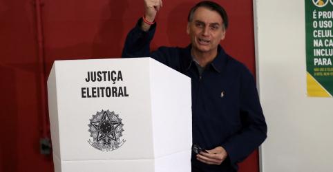 Coligação de Bolsonaro entra com ação para ter acesso à sala-cofre no TSE