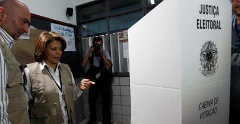 Placeholder - loading - Imagem da notícia Chefe de observadores da OEA diz que eleições ocorrem sob clima de normalidade