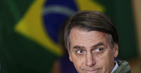 Placeholder - loading - Imagem da notícia Após ser eleito, Bolsonaro promete governo que mudará destino do Brasil