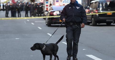 Placeholder - loading - Imagem da notícia FBI encontra pacote suspeito endereçado à sede da CNN em Atlanta