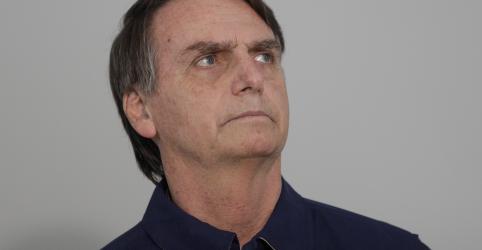Placeholder - loading - Imagem da notícia Bolsonaro diz que imprensa que mentir não terá propaganda oficial do governo