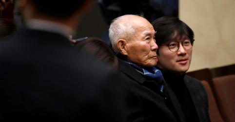 Placeholder - loading - Imagem da notícia Tribunal da Coreia do Sul revolta Japão ao determinar indenização da Nippon Steel a operários da 2ª Guerra