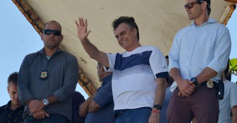 Placeholder - loading - Bolsonaro diz que ministério não terá condenados por corrupção