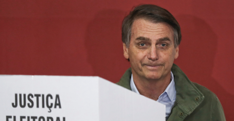 Placeholder - loading - Bolsonaro diz que agenda anticorrupção de Moro será norte do governo