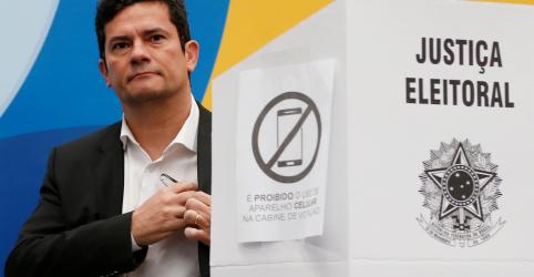 Moro terá ampla liberdade para escolher nomes do ministério, diz Bolsonaro