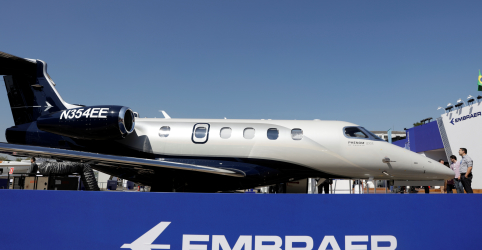 Placeholder - loading - Bolsonaro promete apoiar acordo Embraer-Boeing e fala em buscar parcerias para Petrobras