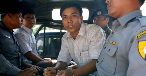 Repórteres da Reuters recorrem de condenação por violação de segredos de Estado em Mianmar