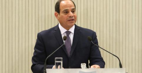 Placeholder - loading - Imagem da notícia Governo do Egito adia visita oficial do Brasil após declarações de Bolsonaro sobre embaixada em Jerusalém