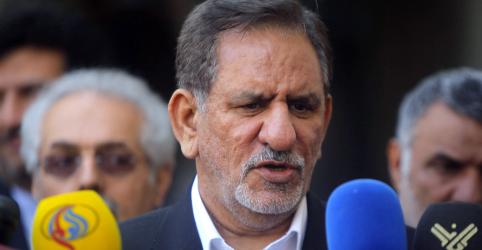 Placeholder - loading - Imagem da notícia Irã consegue vender todo petróleo que precisa apesar de pressão dos EUA, diz vice-presidente